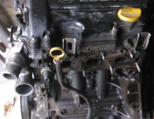 Opel Corsa C, Agila A 1.0i 12V (Z10XE) motor