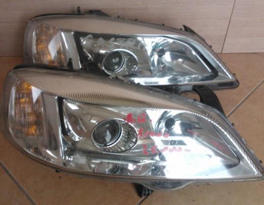 Opel Astra G jobb Xenon fényszóró