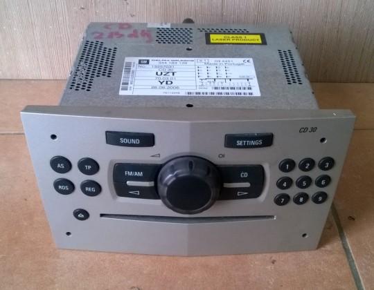 Opel Corsa D CD-s rádió