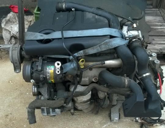 Astra H 1.7CDTI motor