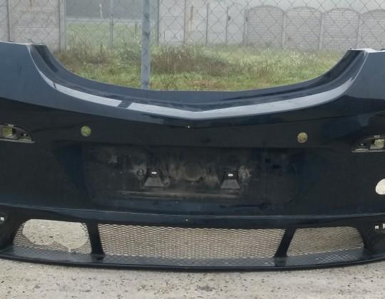 Opel Astra H GTC hátsó lökhárító tuning alsó résszel